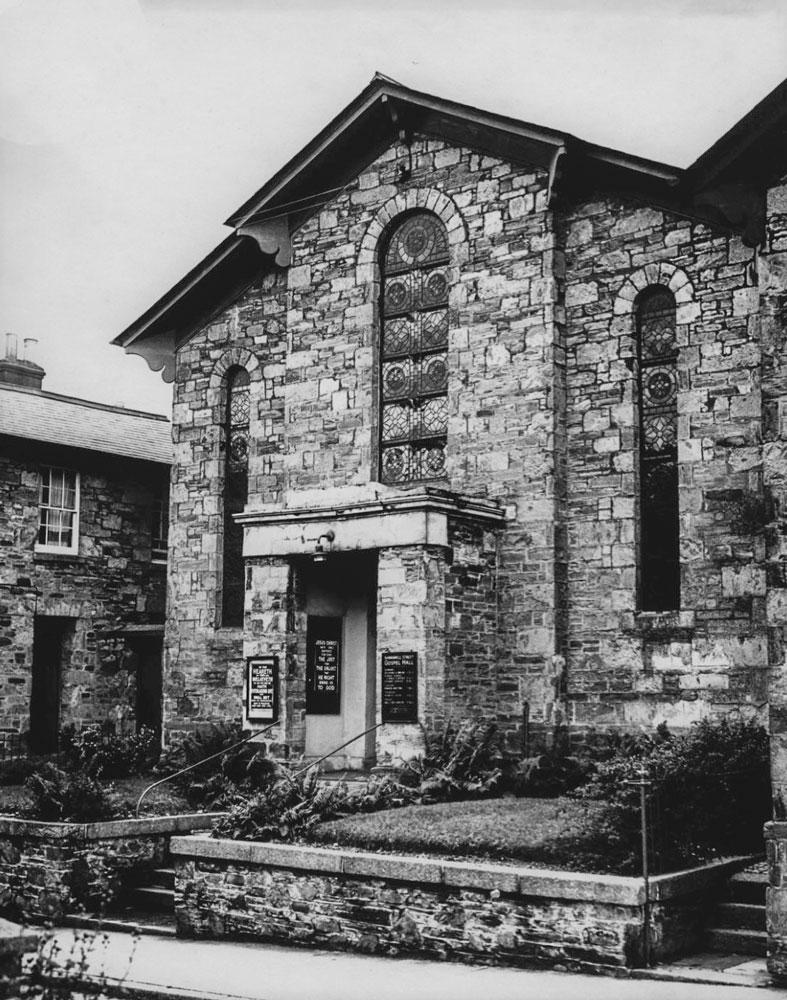 Bannawell Street Chapel