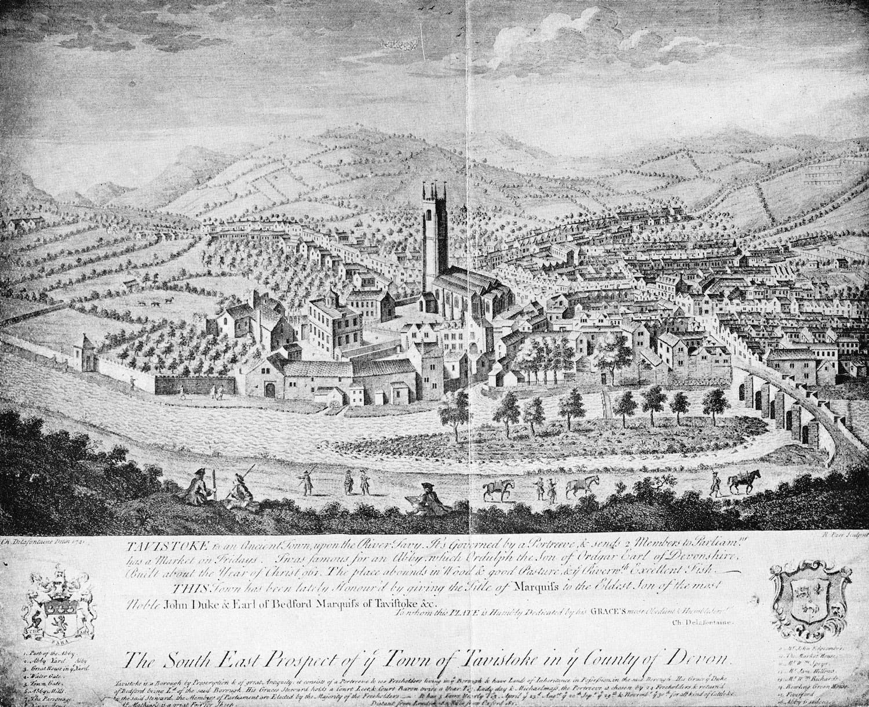 Tavistock 1741